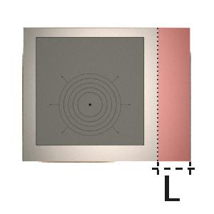 dettaglio Predĺženie vpravo (mm)