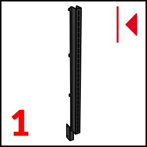 dettaglio Black (R) mm