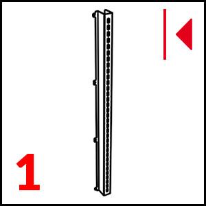 dettaglio Stainless steel (R) mm