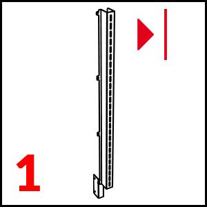 dettaglio Stainless steel (L) mm