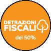 certificazione Detrazione Fiscale del 50%