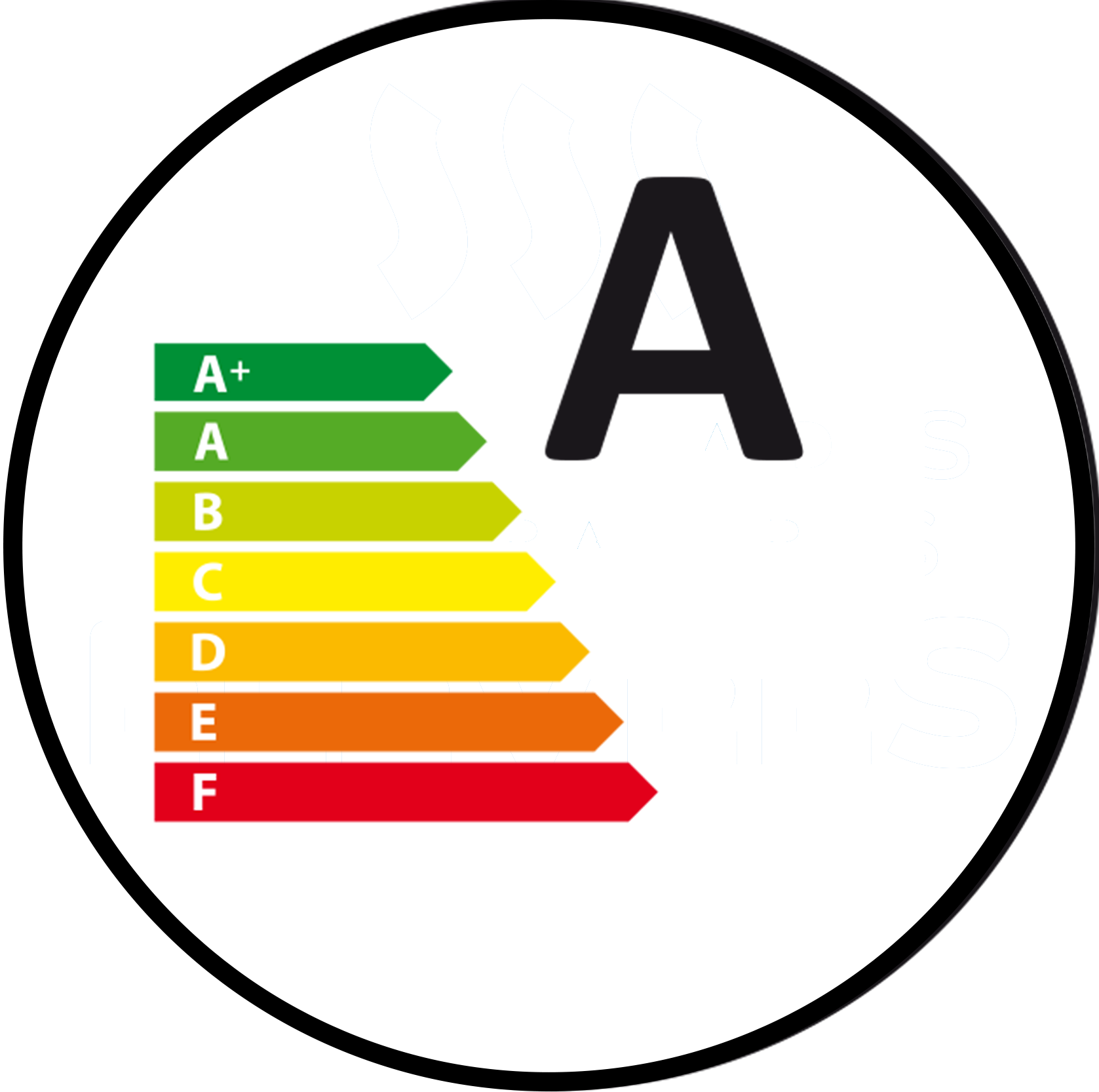 certificazione Energy label A