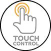certificazione Touch control STP