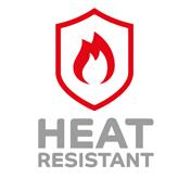 certificazione Heat resistant - CAPPE