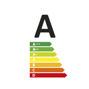 certificazione Energy label A - CAPPE