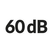 certificazione 60 dB - CAPPE