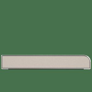 dettaglio Polovičné zaoblenie bez vyvýšenia