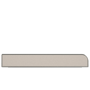 dettaglio Bord arrondi sans dosseret