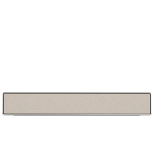 dettaglio Bord droit sans dosseret