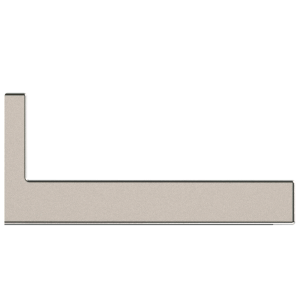 dettaglio Bord droit avec dosseret