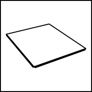 dettaglio Plate cover